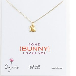 """Dogeared """"Some Bunny Loves you"""""""